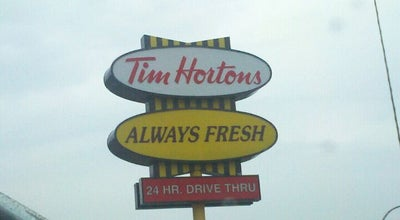 Photo of Bakery Tim Hortons at 21 S Main St, Jamestown, NY 14701, United States
