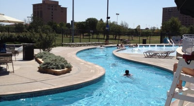 Photo of Pool TTU - Leisure Pool at 1500 Flint Ave, Lubbock, TX 79409, United States