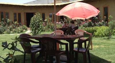 Photo of French Restaurant Le Jardine Restaurant at Taimani 9, Kabul, Afghanistan