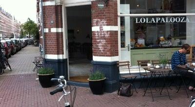Photo of Restaurant Lolapalooza at Van Bylandtstraat 93, Den Haag, Netherlands