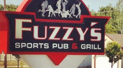 Photo of Burger Joint Fuzzy's Sports Pub & Grill at 627 E Main St, Waukesha, WI 53186, United States