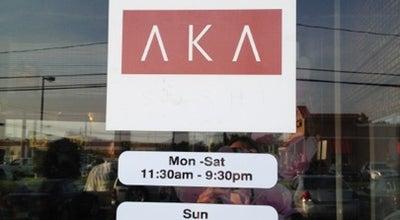 Photo of Sushi Restaurant AKA Sushi at 1801 N West Ave, Jackson, MI 49202, United States