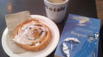 Photo of Coffee Shop Tiki Cafe at The Marlowes, Hemel Hempstead HP1 1BH, United Kingdom