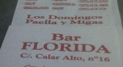 Photo of Spanish Restaurant Bar Florida at C. Calar Alto, Almería, Spain