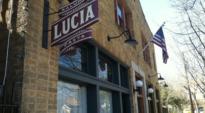 Photo of Italian Restaurant Lucia at 408 W 8th St, Dallas, TX 75208, United States