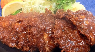 Photo of Steakhouse ステーキ・とんかつ 大吉 at 上町堀ノ内東24-1, 西尾市, Japan
