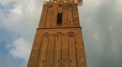 Photo of Church De Peperbus at Ossenmarkt, 8011 Zwolle, Zwolle, Netherlands