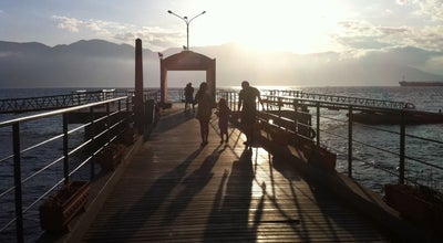 Photo of Beach Pier da Vila at Vila, Ilhabela 11630-000, Brazil