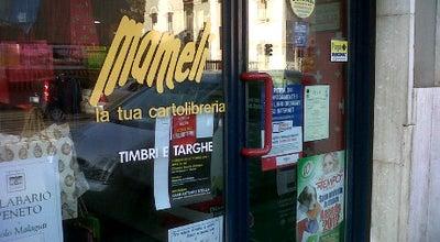 Photo of Bookstore Cartolibreria Mameli at Verona, Italy