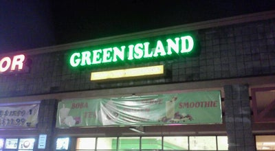 Photo of Tea Room Green Island Frozen Yogurt & Tea bar at 10047 E Adamo Dr, Tampa, FL 33619, United States