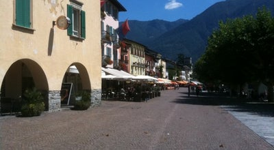 Photo of Plaza Piazza Giuseppe Motta at Piazza Giuseppe Motta, Ascona, Switzerland