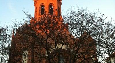 Photo of Church Passionskirche at Marheinekeplatz 1-3, Berlin 10961, Germany
