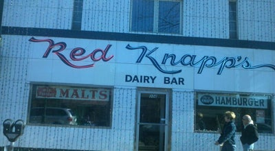 Photo of Dessert Shop Red Knapps Dairy Bar at 304 S Main St, Rochester, MI 48307, United States