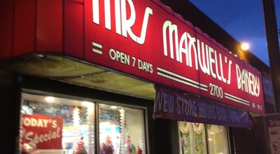 Photo of Bakery Mrs. Maxwell Bakery at 2700 Atlantic Ave, Brooklyn, NY 11207, United States