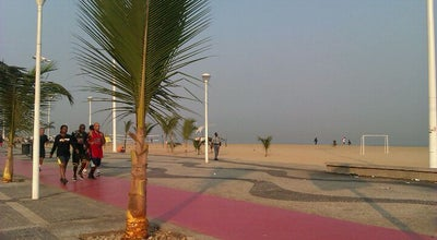 Photo of Beach Ilha do Cabo at Luanda, Angola