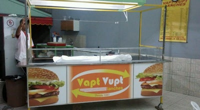 Photo of Burger Joint Vapt Vupt Lanches at Taubaté, Brazil