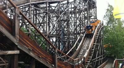 Photo of Theme Park Ride / Attraction Vuoristorata at Linnanmäki, Helsinki 00510, Finland