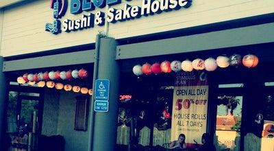 Photo of Sushi Restaurant Blue Nami at 8807 Greenback Ln, Orangevale, CA 95662, United States