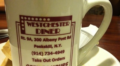 Photo of Diner Westchester Diner at 300 Albany Post Road, Peekskill, NY 10520, United States