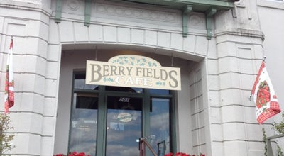 Photo of Cafe Berry Fields Cafe at N Pearl St, Centralia, WA 98531, United States