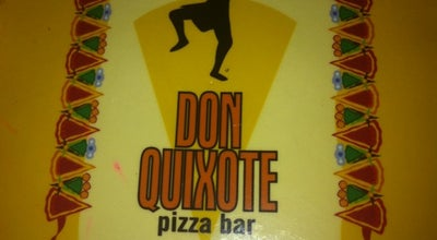 Photo of Pizza Place Don Quixote Pizza Bar at Av. Kennedy, 605, São Bernardo do Campo, Brazil
