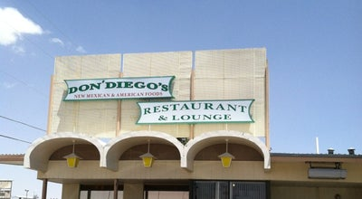 Photo of Mexican Restaurant Don Diegos at 815 W Coal Ave, Gallup, NM 87301, United States