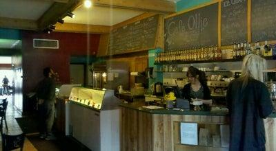 Photo of Cafe Cafe Ollie at 42 E Cross St, Ypsilanti, MI 48198, United States