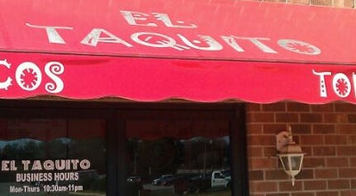 Photo of Mexican Restaurant El Taquito at 2518 Lewisville Clemmons Rd, Clemmons, NC 27012, United States