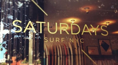 Photo of Board Shop Saturdays Surf NYC at 17 Perry St, New York, NY 10014, United States