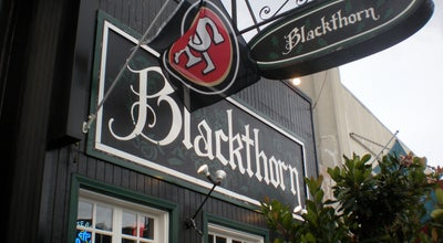 Photo of Pub Blackthorn Tavern at 834 Irving St, San Francisco, CA 94122, United States