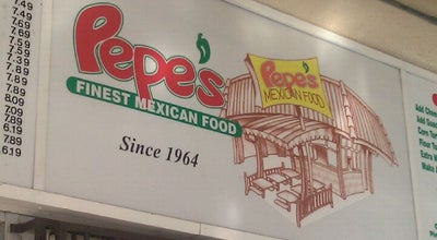 Photo of Mexican Restaurant Pepe's Mexican Food at 511 W Valley Blvd, Alhambra, CA 91803, United States