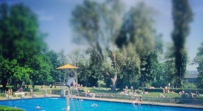 Photo of Pool Schwimmbad Kleinfeldchen at Hollerbornstr. 6, Wiesbaden 65197, Germany