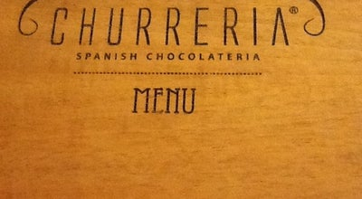 Photo of Dessert Shop Churreria Spanish Chocolateria at Summarecon Mall Serpong, Tangerang, Indonesia