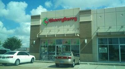 Photo of Ice Cream Shop CherryBerry Yogurt Bar at 201 Highway 332 W, Lake Jackson, TX 77566, United States