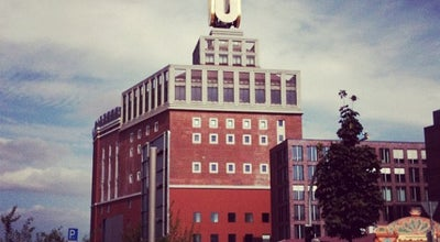 Photo of Cultural Center Dortmunder U at Leonie-reygers-terrasse, Dortmund 44137, Germany
