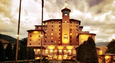 Photo of Resort The Broadmoor at 1 Lake Ave, Colorado Springs, CO 80906, United States