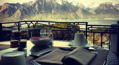 Photo of French Restaurant Restaurant 45 at Avenue Des Alpes 45, Montreux 1820, Switzerland