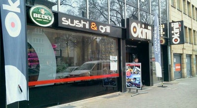 Photo of Japanese Restaurant Okinii at Immermannstr. 35, Düsseldorf 40210, Germany