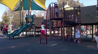 Photo of Playground Van Nuys Sherman Oaks Park Universal Access Playground at 14129 Huston St, San Fernando Valley, CA 91423, United States