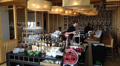 Photo of Mediterranean Restaurant Herbert Samuel at 6 Kaufman Street, Tel Aviv 61501, Israel