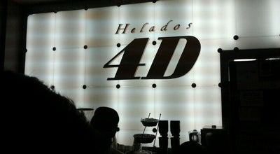 Photo of Ice Cream Shop Heladería 4D at C.c.hyper Jumbo Mall, Maracay, Venezuela
