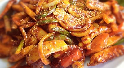 Photo of Korean Restaurant Mapo Kkak Du Gi (마포깍두기) at 3611 W 6th St, Los Angeles, CA 90020, United States
