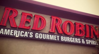 Photo of American Restaurant Red Robin Gourmet Burgers at 4802 Valley View Blvd Nw, Roanoke, VA 24012, United States
