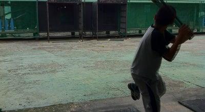 Photo of Baseball Field 徳山スタジアム バッティングセンター at 末武中下和田1239, 下松市 744-0023, Japan