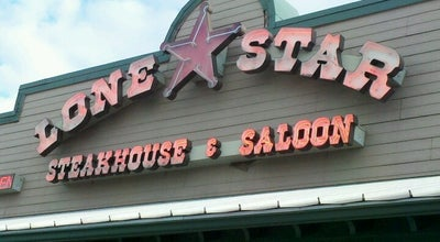 Photo of Steakhouse Lone Star Steakhouse & Saloon at 4328 13th Ave. S.w, Fargo, ND 58103, United States
