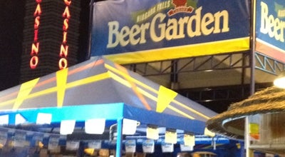 Photo of Beer Garden Beer Garden at 4945 Clifton Hill, Niagara Falls, ON L2G 3N5, Canada