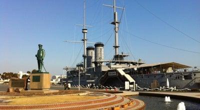 Photo of Historic Site 記念艦 三笠 at 稲岡町82-19, 横須賀市 238-0003, Japan