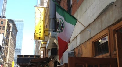 Photo of Mexican Restaurant Tajin at 85 Greenwich St, New York, NY 10006, United States