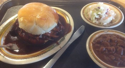 Photo of American Restaurant Hickory River Smokehouse at 2343 N Dirksen Pkwy, Springfield, IL 62702, United States