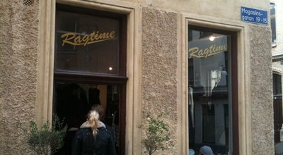 Photo of Women's Store Ragtime at Magasinsgatan, Gothenburg, Sweden